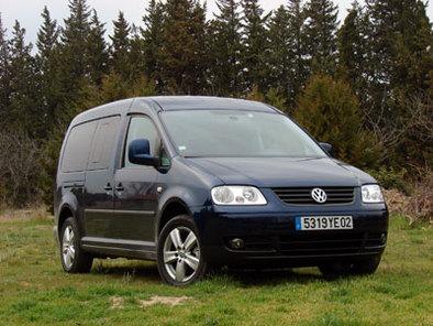Essai - Volkswagen Caddy Maxi Life 2.0 TDI 140 FAP BVM