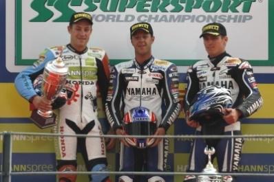 Supersport - Monza D.3: Foret, sur la réserve