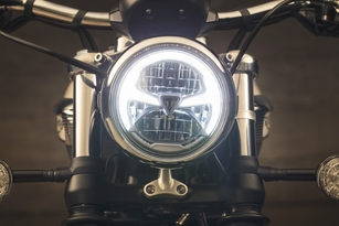 En direct de l'usine Triumph : le Bonneville Speedmaster 2018