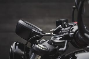 En direct de l'usine Triumph : le 1200 Bobber Black 2018