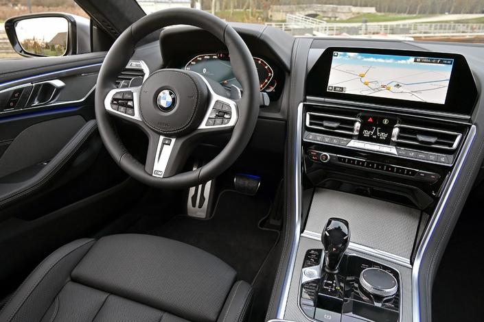 Essai vidéo - BMW Série 8 : en attendant la M8