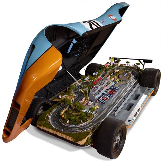 id e cadeau de no l circuit porsche 917 le mans pour les enfants tr s sages. Black Bedroom Furniture Sets. Home Design Ideas