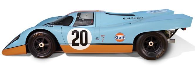"""Idée cadeau de Noël : Circuit """"Porsche 917 Le Mans"""", pour les enfants très sages"""