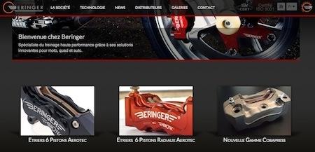 Entrez dans l'univers Beringer: un nouveau site internet en ligne