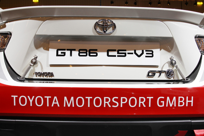 TMG crée une GT86 Cup dans le cadre du VLN