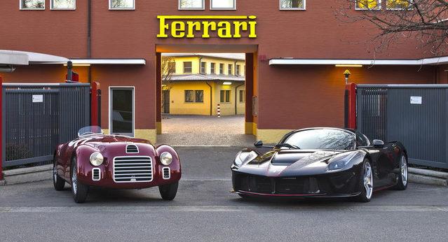 70 ans de Ferrari : quand la première rencontre la plus exclusive