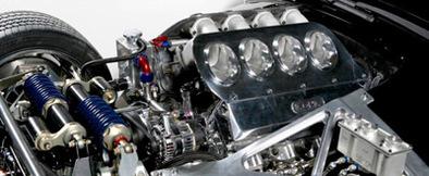Iconic Motors 427 GTR: indigeste
