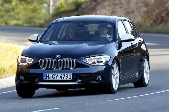 Déjà un restyling pour la BMW Série 1 ?