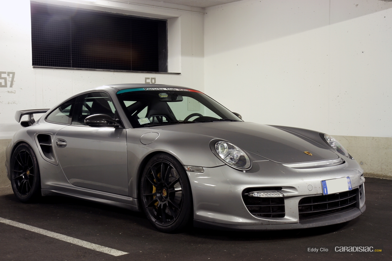 photos du jour porsche 911 type 997 gt2 nurburgring. Black Bedroom Furniture Sets. Home Design Ideas