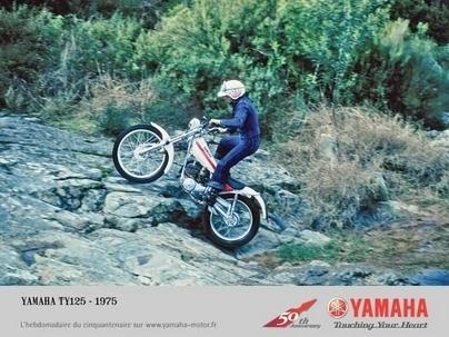 Caradisiac Moto en reportage au salon du deux roues : octobre 1974