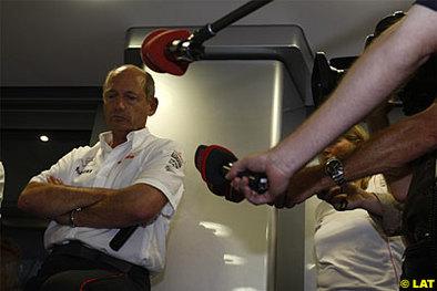 Formule 1 - McLaren: Dennis reste aux commandes