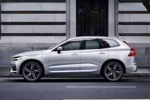Le nouveau XC60 mesure 4,69m de longueur, soit 4cm de plus que l'ancien modèle.