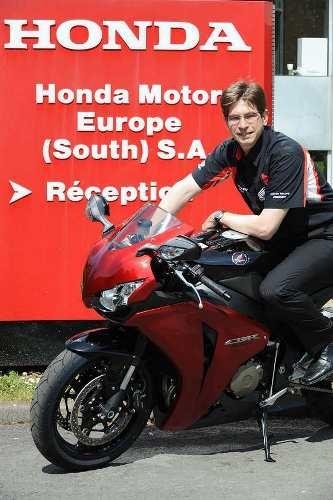 Un nouveau DG pour Honda France