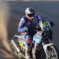 Dakar 2014 - Etape 6 : revoilà les Sherco avec Alain Duclos !