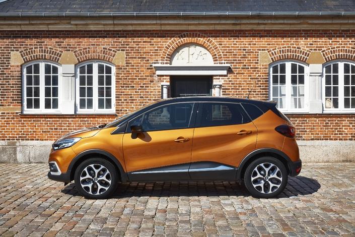 Renault prépare un nouveau petit SUV, en plus du Captur