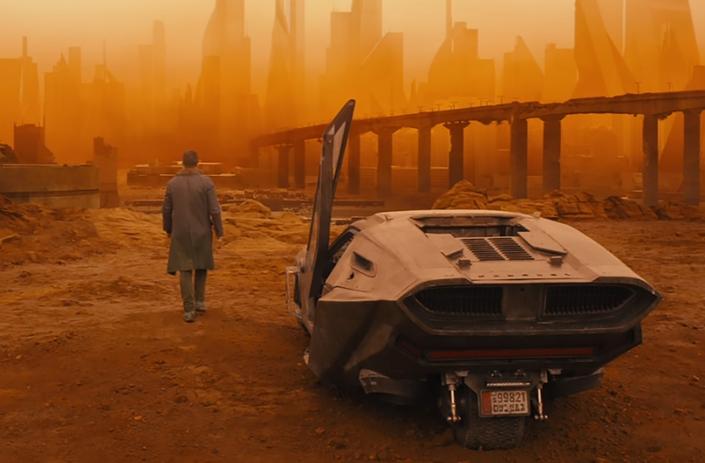 Peugeot dans Blade Runner 2049