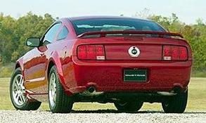 Ford Mustang Concept par Giugiaro ?