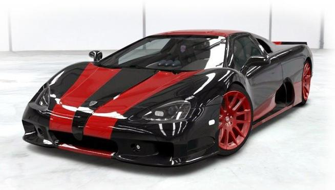"SSC Ultimate Aero: ""the last one"""