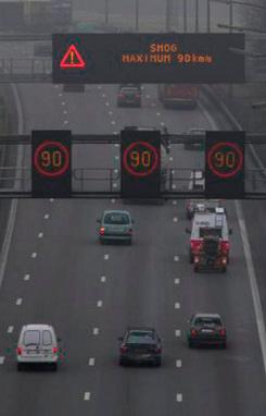Sondage/Dedicated Research : 62% des Belges interrogés sont d'accord pour interdire l'accès à la voiture dans les centres villes lors des pics de pollution