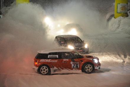 Trophée Andros/Val Thorens - Dayraut marque son terriroire