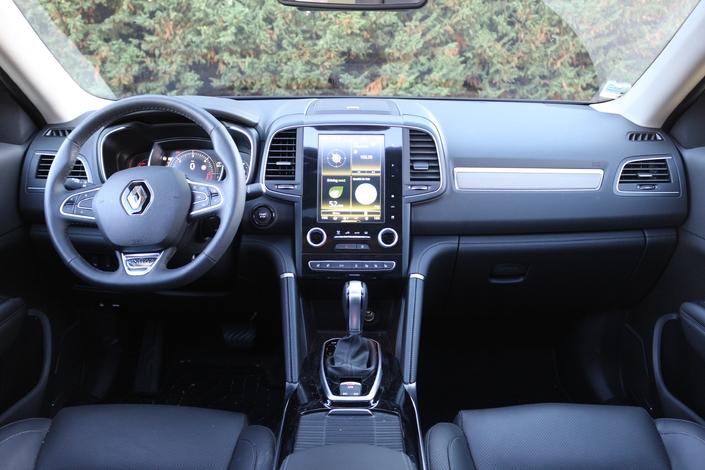 Essai - Renault Koleos 2.0 dCi 175 : pas armé pour lutter