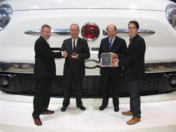 CDNA 2007 : Les designers couronnent la Fiat 500 et le BMW CS Concept