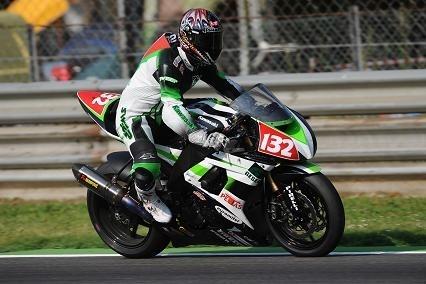 Superstock 1000 - Monza: Yoann Tiberio raconte sa mésaventure