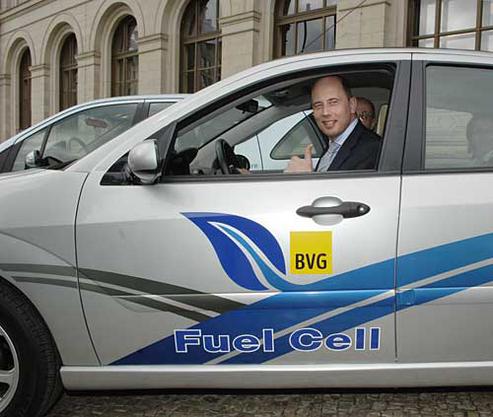 Allemagne : un programme d'1 milliard d'euros pour les piles à combustible et l'hydrogène