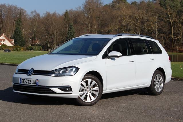 Essai vidéo - Volkswagen Golf SW restylée : cherchez l'erreur