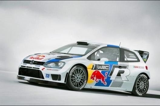 Volkswagen: le pogramme WRC 2013 et les couleurs de la Polo R