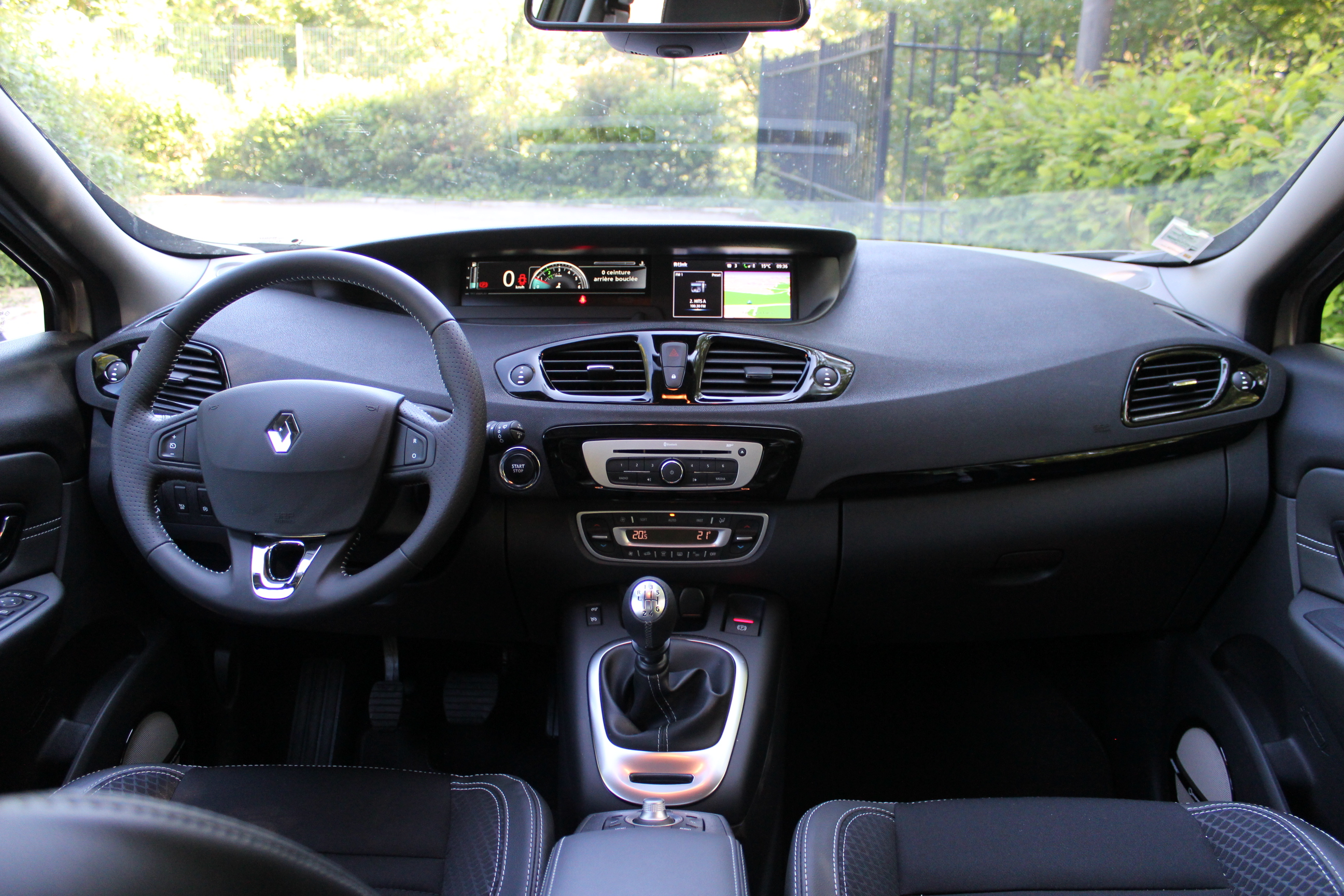 renault grand scenic 3 occasion renault grand sc nic. Black Bedroom Furniture Sets. Home Design Ideas