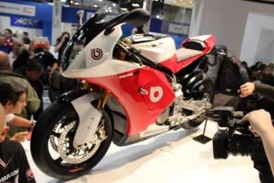 Superbike - Moto 2: Bimota s'engage avec Alstare !