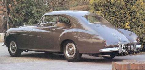 "Future ""Grande Bentley"" (successeur de l'Arnage) : c'est elle !"