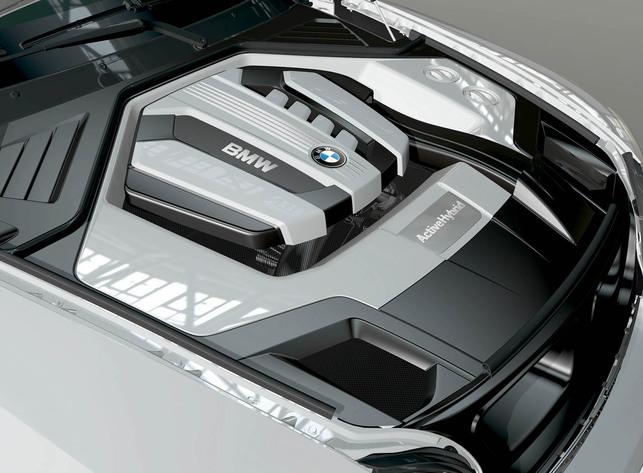 Salon de Genève 2008 : BMW X5 Vision EfficientDynamics Concept en première mondiale