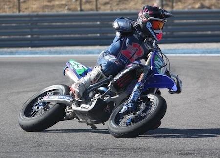 Championnat de France de Supermotard 2015: Bidart et Decabooter titrés