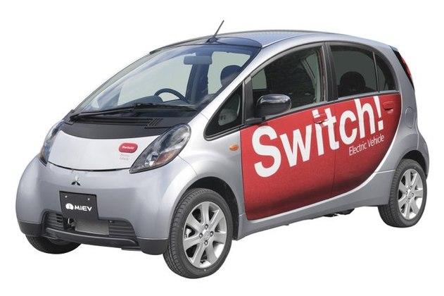 Mitsubishi/TEPCO : la dernière version du i-MiEV électrique testée