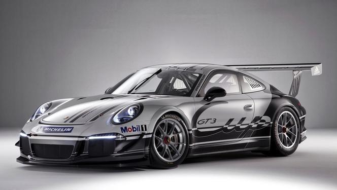 Nouvelle Porsche 911 GT3 Cup: les infos et les photos
