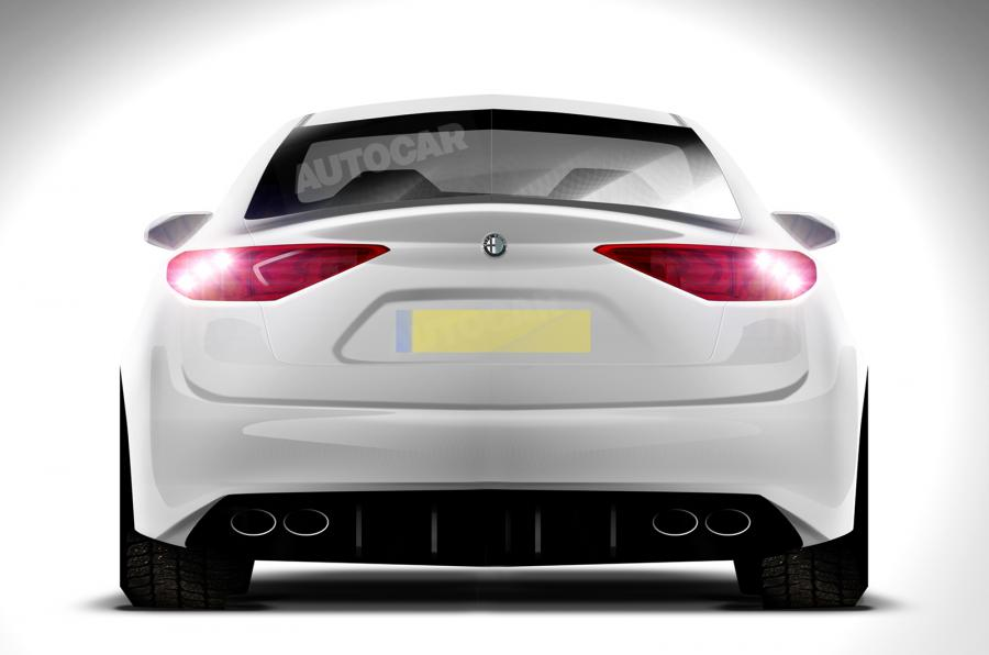 Maserati Ghibli S Q4 >> Future Alfa Romeo Giulia : un V6 spécifique partagé avec ...
