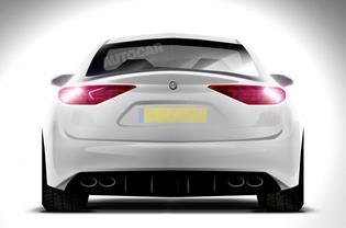 Future Alfa Romeo Giulia : un V6 spécifique partagé avec la future Ferrari Dino