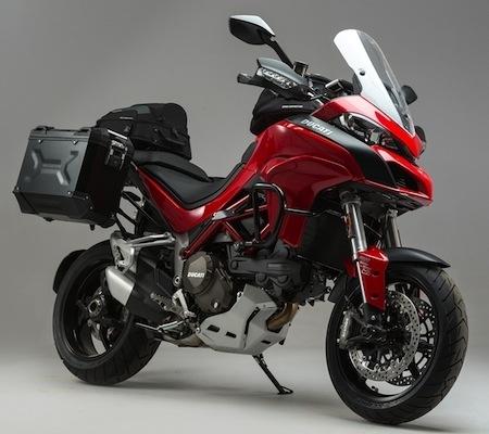 Sw-Motech complète son offre pour la Ducati Multistrada 1200