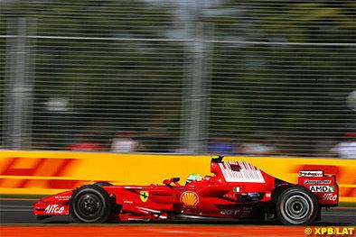 Formule 1 - Australie L.2: Hamilton répond en bon prétendant