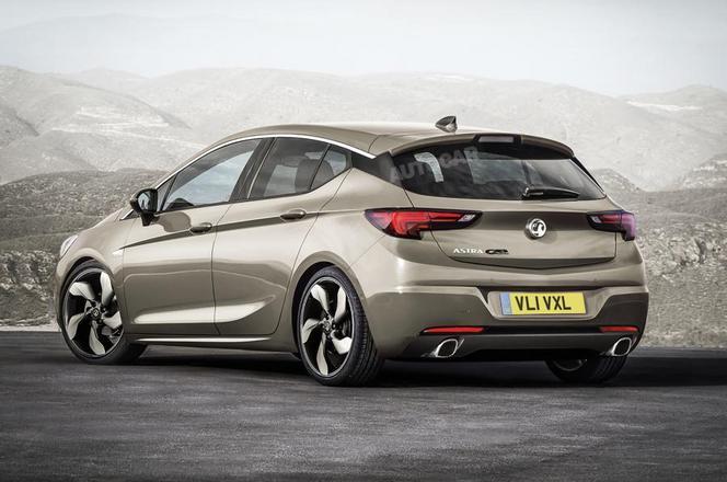 Nouvelle Opel Astra : des versions GSi et OPC programmées