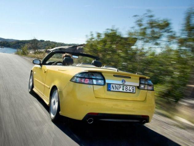 Salon de l'Agriculture 2008 : Saab présente sa nouvelle 9-3 Cabriolet BioPower Série Spéciale Lynx