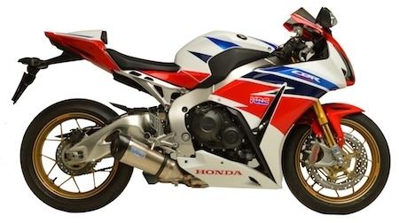 LeoVince: du Factory R pour la Honda CBR 1000RR (2013 à 2015)