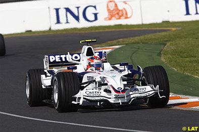 Formule 1 - Australie Qualif: Hamilton, malgré BMW