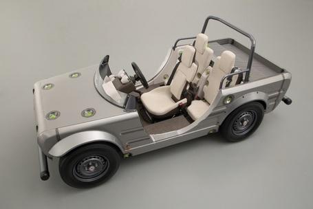 Toyota Camatte Hajime Concept, c'est un jouet