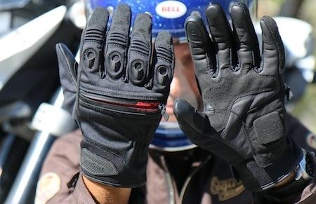 Essai gant Racer I-Vent: le mi-saison ajustable