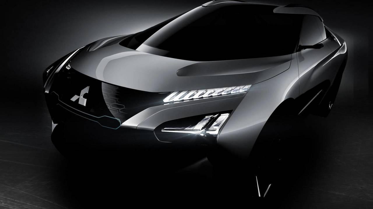 Salon de Tokyo 2017: nouvelles images pour le concept Mitsubishi