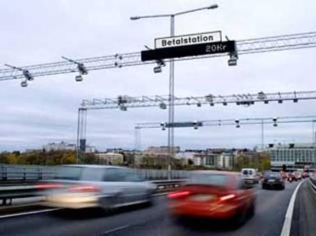 Le péage urbain de Stockholm n'est pas rentable