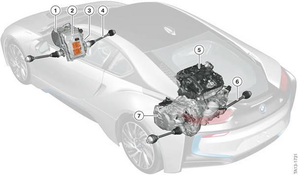 Engine of the year : le 3 cylindres 1.5l hybrid de la BMW i8 primé